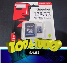 Cartão 128gb C/ Jogos Xci Nintendo Switch Sx Os Hekate Reinx