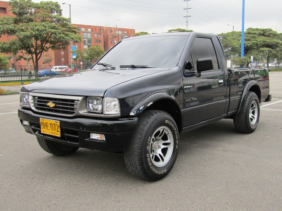 Chevrolet Luv Mt 1600 Aa 4x2