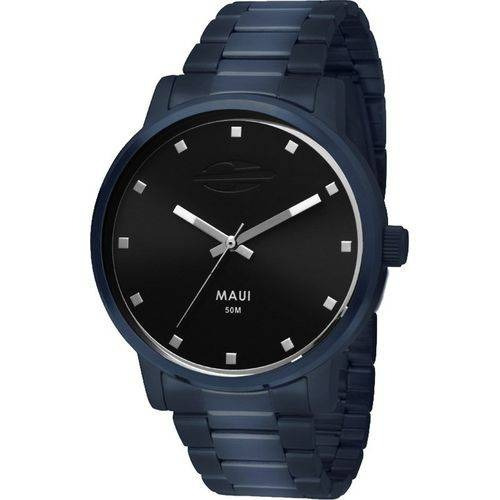 Relógio Mormaii Feminino Azul Barato Nf Mo2035fs/4p