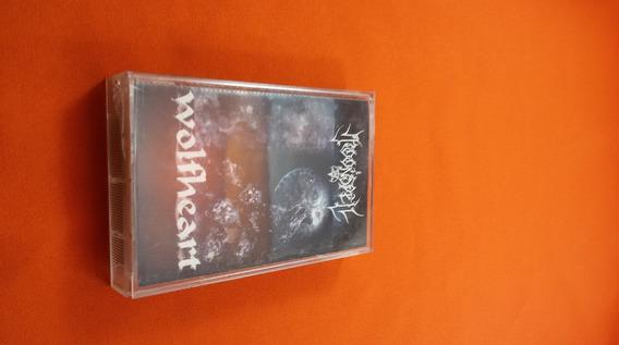 Moonspell Wolfheart Fita K7 Importada