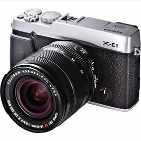 Câmera Digital Fuji Xe1 Com Lente 18-55, Estado Mint.