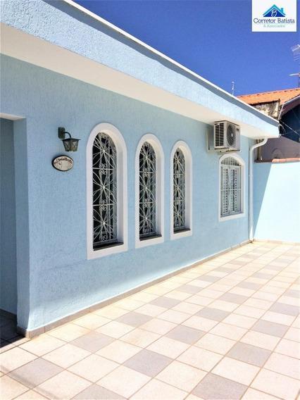 Casa A Venda No Bairro Parque São Quirino Em Campinas - Sp. - 1486-1