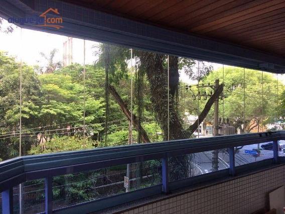 Apartamento Com 3 Dormitórios, 128 M² - Venda Por R$ 930.000,00 Ou Aluguel Por R$ 2.400,00/mês - Vila Adyana - São José Dos Campos/sp - Ap4790