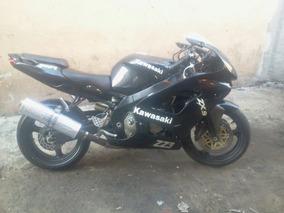 Kawasaki Zx9 R ( Motor Desarmado Y Faltante )