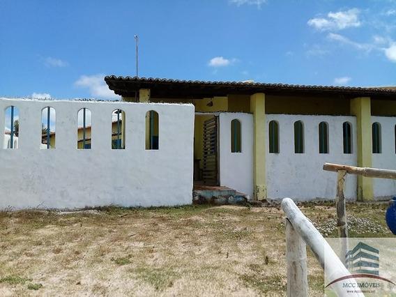 Casa Beira Mar A Venda Em Maxaranguape
