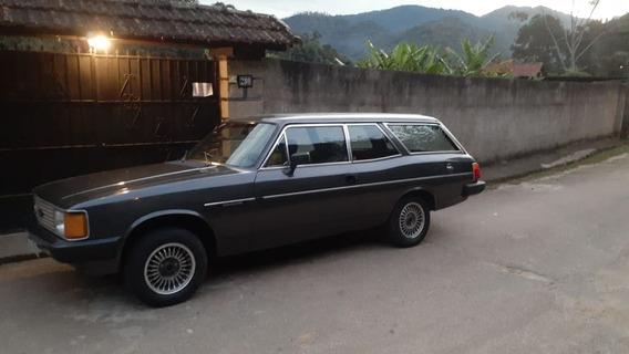 Caravan 1986 Álcool 4cc - Raridade - Veículo Único