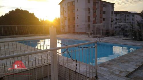 Apartamento Com 2 Dormitórios - Ap0177