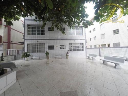 Apartamento Reformado De 1 Quarto À Venda No Forte, Aceita Financiamento Bancário Ou Direto!!! - Ap0401