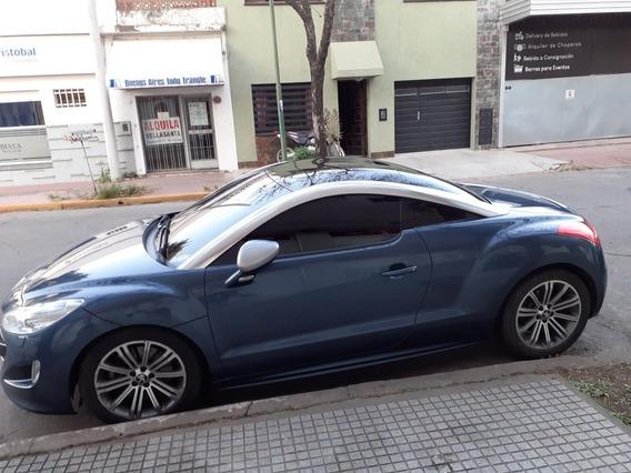 Peugeot Rcz 1.6 Thp 200cv 6mt 2011