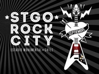 Entradas Stgo Rock City, The Who Guns, Oceano 150x2