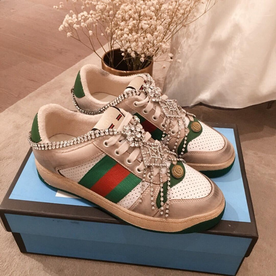 Tenis Gucci