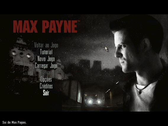 Max Payne 1 Dublado Em Português Pc