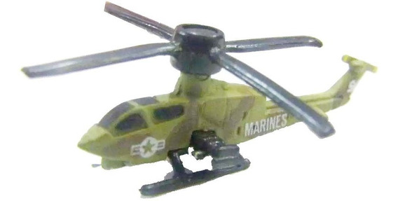 Helicoptero Micromachines 6 Modelos Y Stock Palermo Z Norte