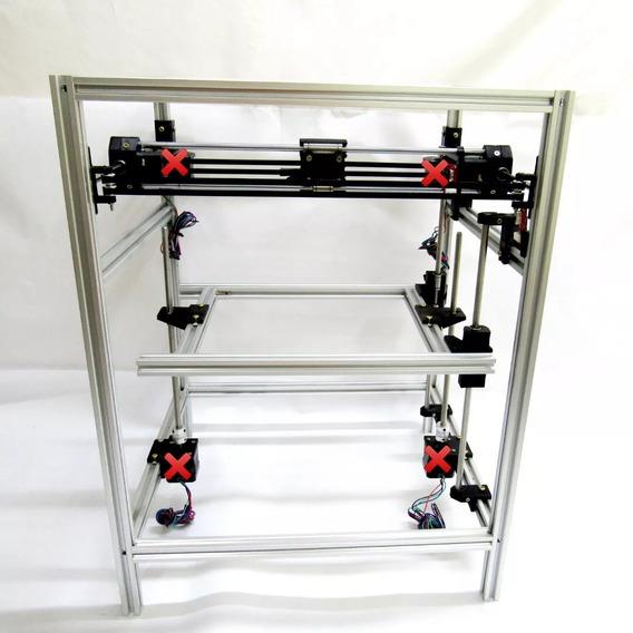 Impressora 3d Core Xy Somente Parte Mecânica Completa Siquer