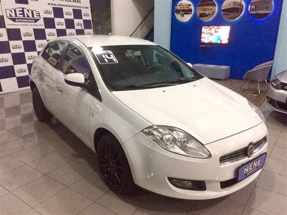 Fiat Bravo 1.8 Essence 16v Flex 4p Manual 2014/2014