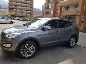 Hyundai Santa Fe 4x4 Año 2016 Automatico Unica Dueña