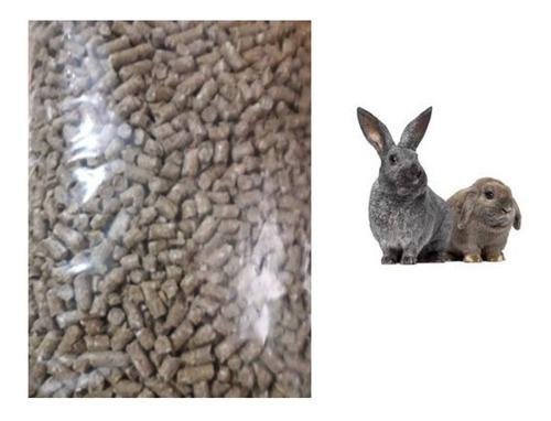 Ración Balanceada Conejo Pelleteada 25kg+envío Gratis