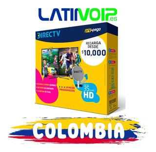 Kit Directv Colombiano. Paga Al Recibir La Encomienda.