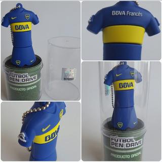 Pen Drive Boca Juniors 8 Gb Licencia Oficial