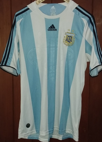 Camiseta Selección Argentina 2008/2009