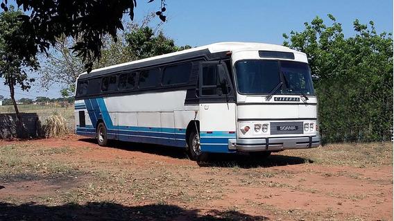 Ônibus Scania 112 Ciferal Preparado Para Banda