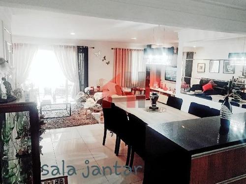 Apartamento Garden Com 2 Dormitórios À Venda, 120 M² Por R$ 890.000,00 - Ipiranga - São Paulo/sp - Gd0001
