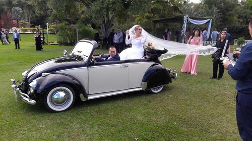 Volkswagen Fusca Antigo  Conversível