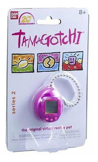 Juego Electrónico Tamagotchi Mascota Bandai