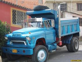 Otros Otros Volqueta Chevrolet Apache