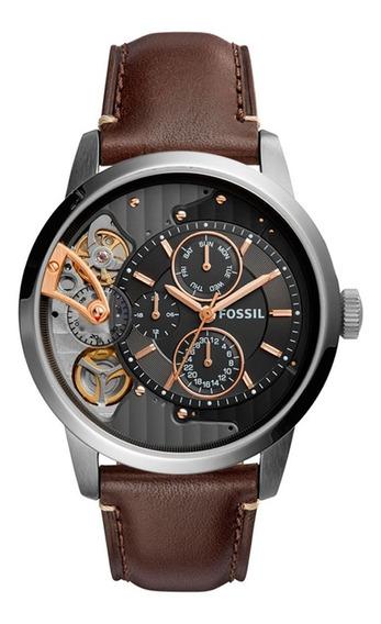 Relógio Fossil Me1163/0pn + Garantia De 2 Anos + Nf