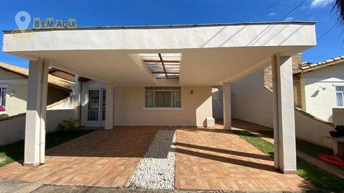 Casa Em Condomínio Villagio D Itália, Itu/sp De 148m² 3 Quartos À Venda Por R$ 460.000,00 - Ca949036