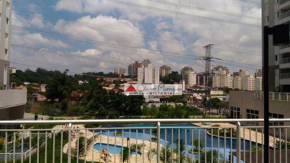 Apartamento Duplex Residencial À Venda, Vila São Francisco, São Paulo - Co0132. - Ad0030