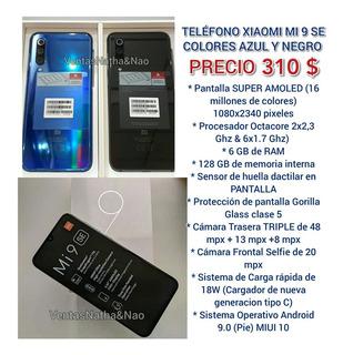 Teléfono Xiaomi Mi 9 Se
