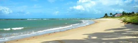 Maravilhoso Terreno Beira Mar Piscinas De Tabatinga