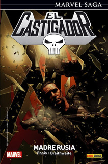 Marvel Saga: Punisher - Madre Rusia - Panini