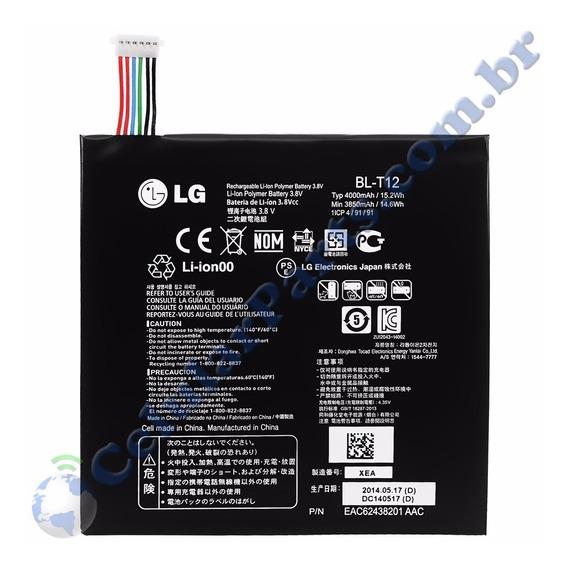 Bateria Lg V400 G Pad 7 Bl-t12 Original