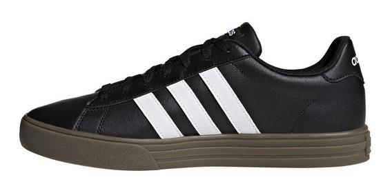 Tenis adidas Daily 2.0 - Negro - Hombre - F34468