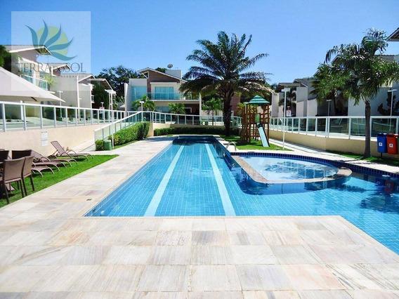 Duplex De Luxo No Condomínio Carmel Jardins - Ca0798