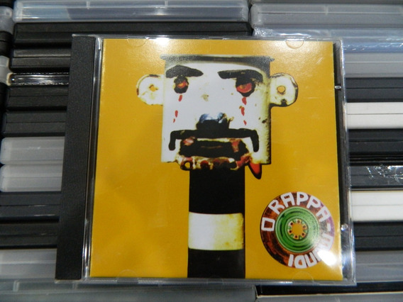 Cd - O Rappa - Rappa Mundi