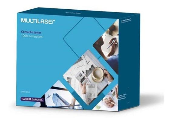 Cartucho Toner Compatível C/ Hp Multilaser Ct006
