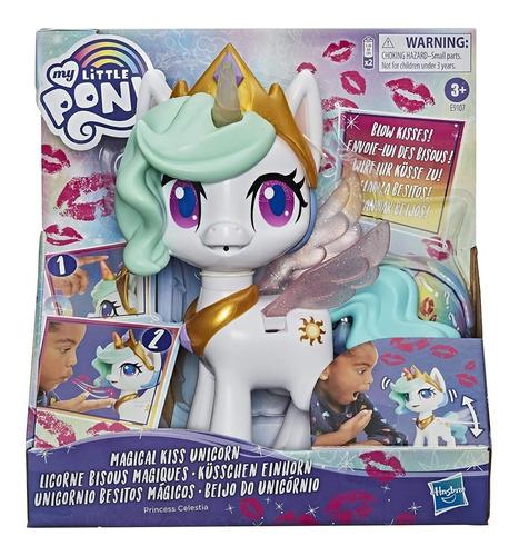 Imagen 1 de 10 de My Little Pony Princesa Celestia Unicornio Besos Mágicos