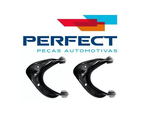 Par Balança Bandeja Superior Completa Ford Fusion 2011
