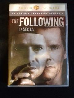 La Secta Segunda Temporada En Dvd