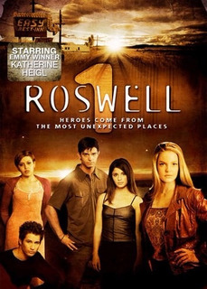 Roswell - Série Completa