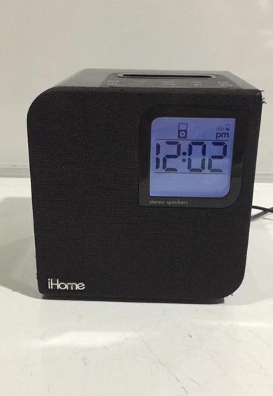 Ihome Mod Ih120b P/ iPod/iPhone (30 Pinos) Duplo Despertador