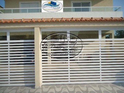 Imagem 1 de 10 de Casa Sobre Posta Em Praia Grande