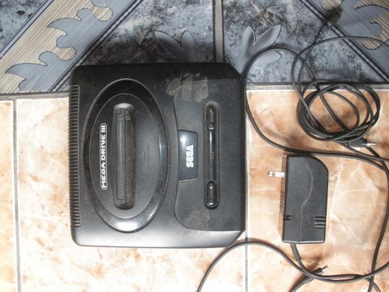 Video Game Sega Mega Drive Iii Coleção Original