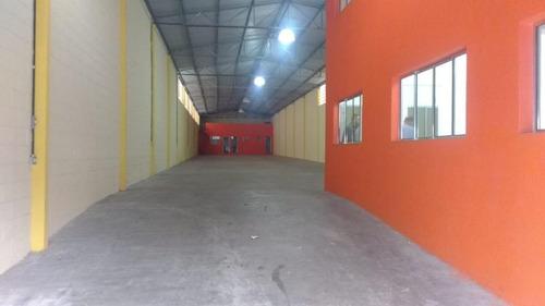 Galpão/mezanino Para Locação Na Casa Verde - 12957
