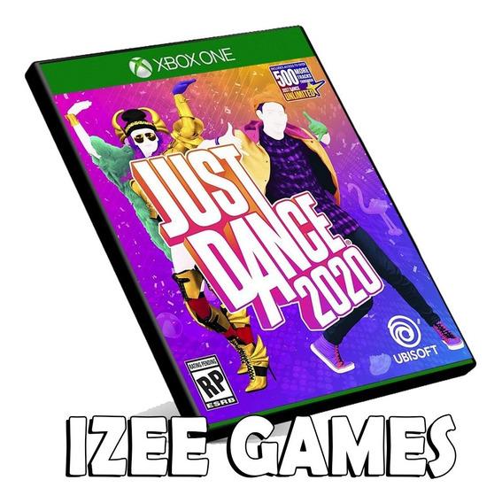 Just Dance 2020 Xbox One Mídia Digital + 1 Jogo Grátis