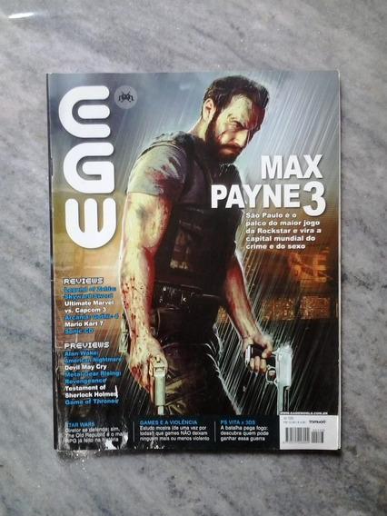Egw - Nº.123 Max Payne 3